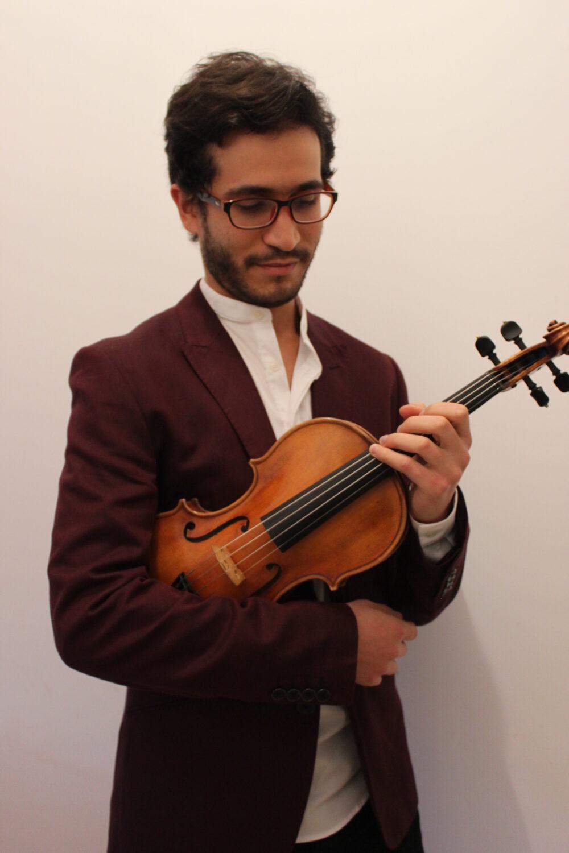 Nidhal Jelabi, violon & Isaac Friedhoff, piano